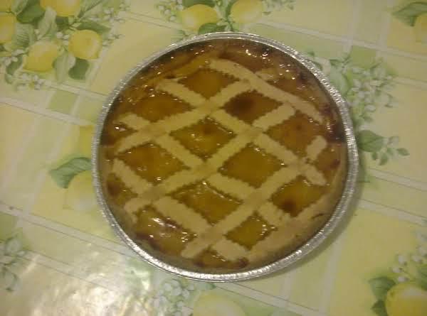 Crostata Di Albicocche (apricot Tart) Recipe