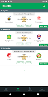 Download Wonanza - Sports Betting tips by best tipsters! For PC Windows and Mac apk screenshot 13