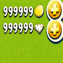 coin for hay day prank APK icon