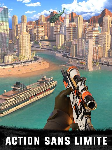 Sniper 3D Assassin®: Jeux de Tir Gratuit - FPS  captures d'écran 4