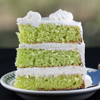 Key Lime Layer Cake