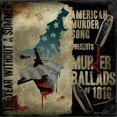 Murder Ballads of 1816: The Year Without a Summer