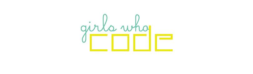 Logo di Girls Who Code