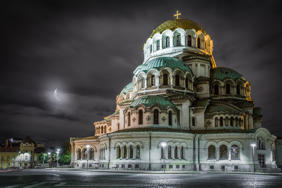 Alexander Nevsky Cathedral, Sofia by Stefan Tiesing - Buildings & Architecture Public & Historical