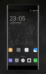 Theme for Huawei M865 - náhled