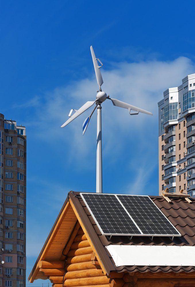 Sí se puede: Energía minieólica para tu casa