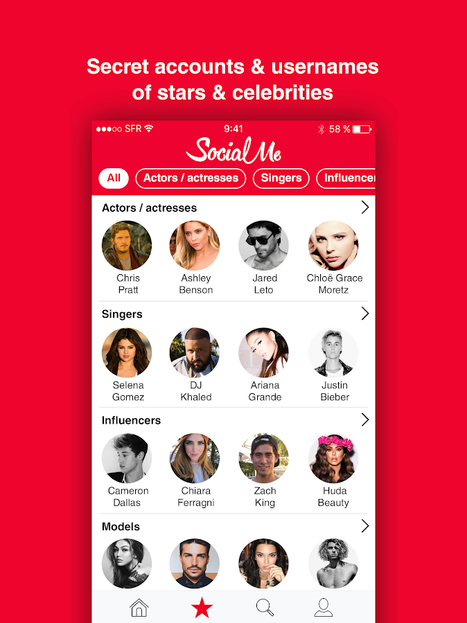 SocialMe - Followers & Likes- screenshot