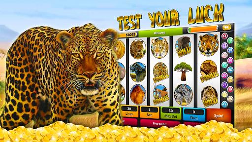 Leopard Slot