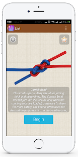 Download How to Tie Knots Tali Simpul For PC Windows and Mac apk screenshot 4