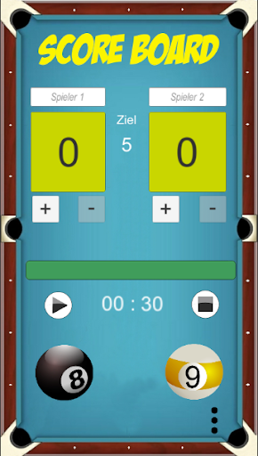Billard Manager Pro screenshot 2