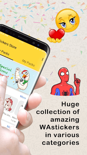 WAStickerApps Store: Personalized Sticker Maker 1.0.10 screenshots 2