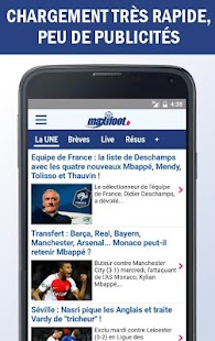 Mercato foot par Maxifoot- screenshot thumbnail