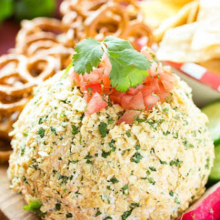 Jalapeno Cheddar Cheese Ball