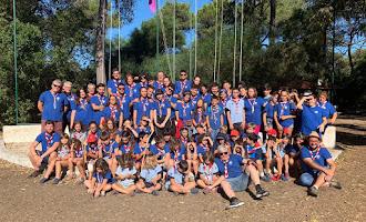 El grupo de scouts Áncora cumple 46 años