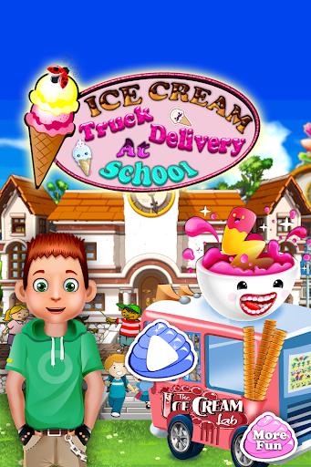 冰淇淋烹飪遊戲