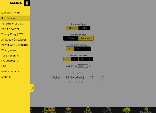 Screenshot for Kicker U in United States Play Store