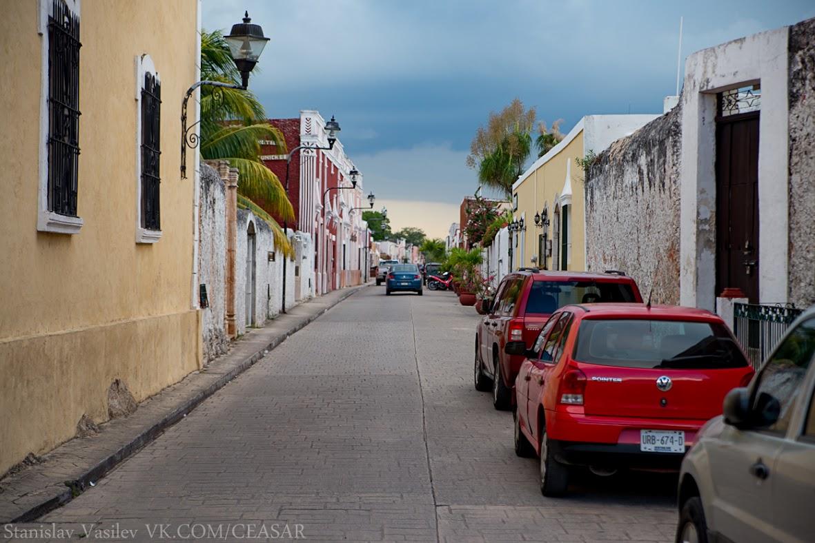 Улицы Вальядолида