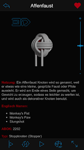 Knoten 3D  ( Knots 3D ) Screenshot