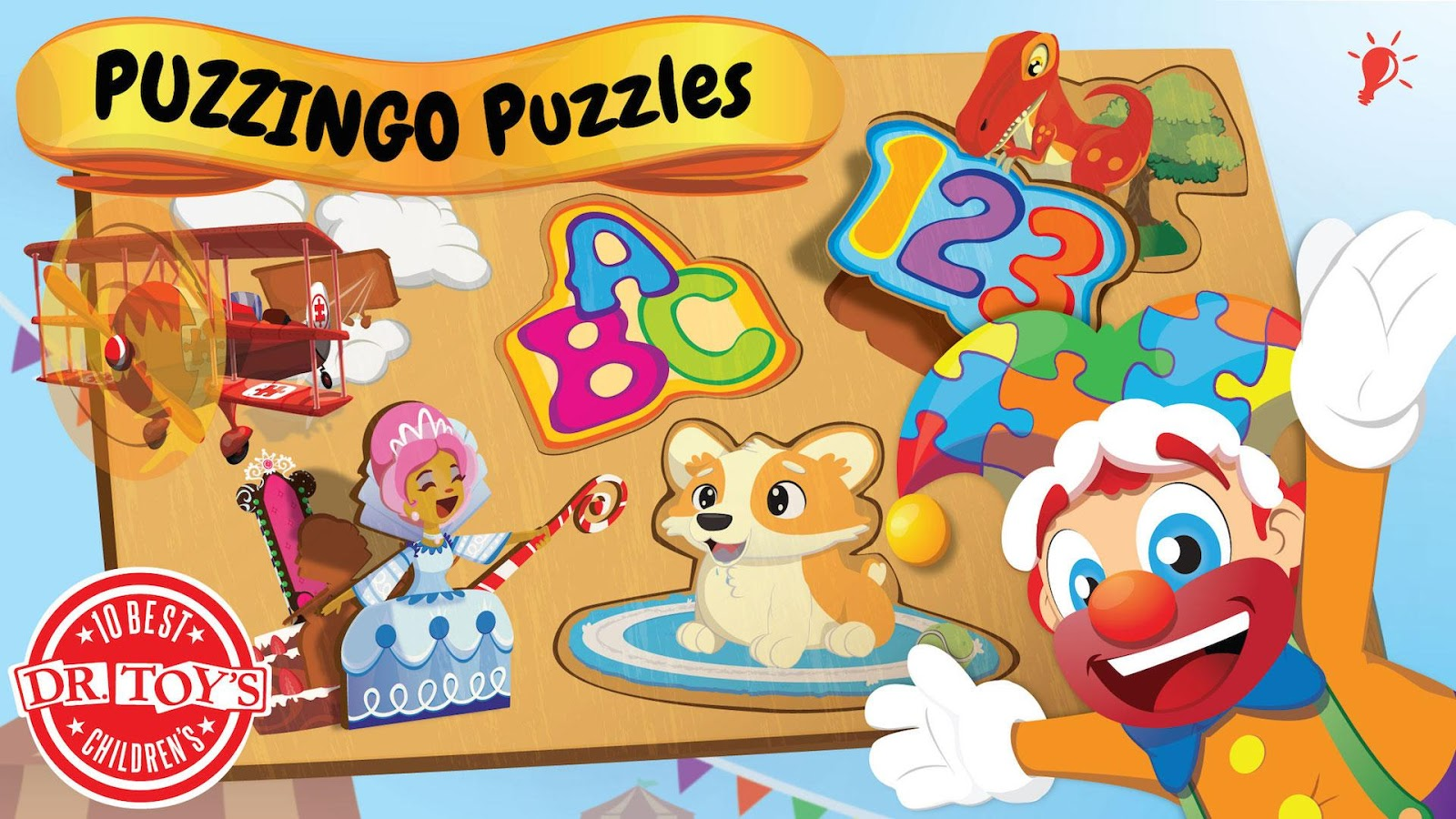 Toddler Kids Puzzles PUZZINGO - Android Apps on Google Play