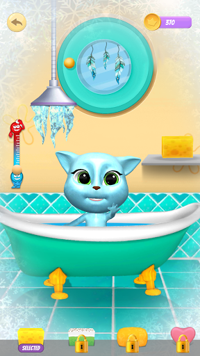 Lily - My Talking Virtual Pet apkdebit screenshots 4