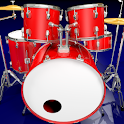 Drum Solo: Rock!  (enjoy learning & playing drums) icon