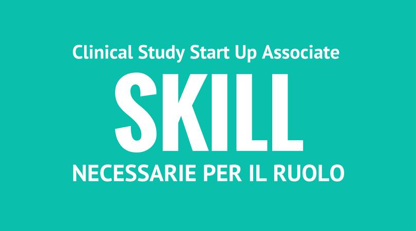 Le skill del CSSU Associate