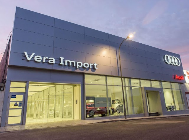 Instalaciones de Vera Import en Almería