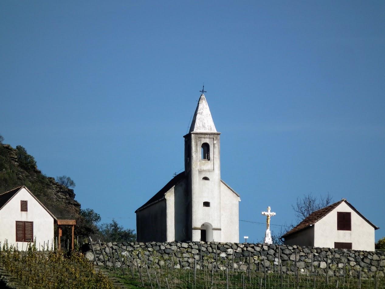 Somlójenő - Szent Ilona kápolna