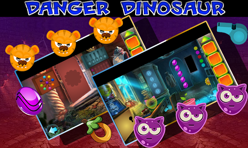 Best Escape Games -31- Danger Dinosaur Rescue Game 1.0.0 screenshots 2