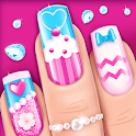 Nail Art Games for Girls icon