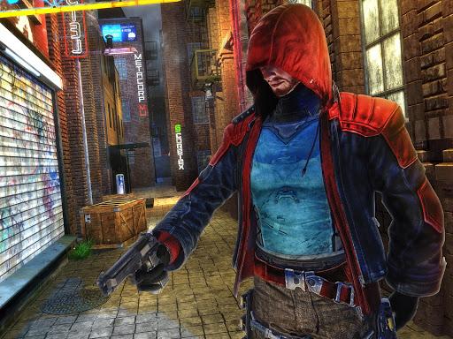 Incredible Hero Legends: Crime Simulator apktram screenshots 14