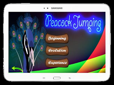 Peacock Jumping screenshot 17