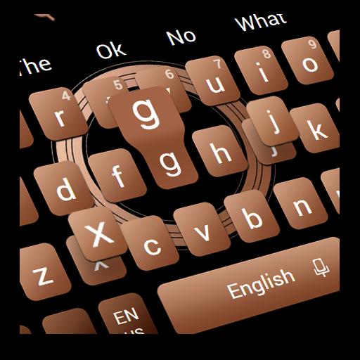 Simple Style Keyboard