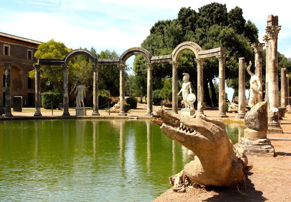excursiones desde Roma Villa Adriana