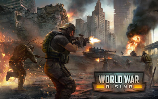 World War Rising filehippodl screenshot 1