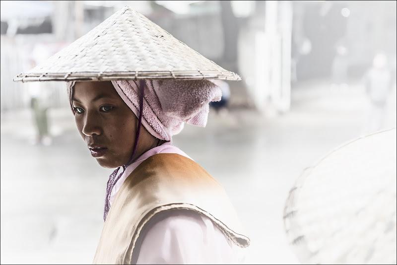 Il cappello di paglia di Gloria Staffa