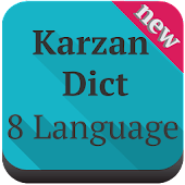 8 Languages (Karzan Dict)