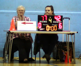 Photo: MANY THANKS to our Table Officials!! :)    Photo taken during match between CELTS 1 and Blackhawks on 23 November 2014 at Talybont Sports Centre, Cardiff Uni