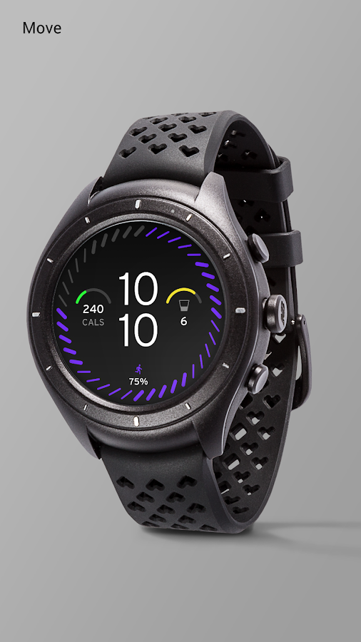Moods Android Wear Watch Faces- screenshot