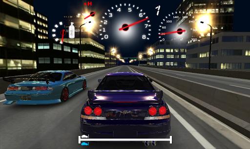 Japan Drag Racing 3D apktram screenshots 4