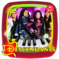 FREE DESCENDANTS 3 PIANO GAME TILES APK