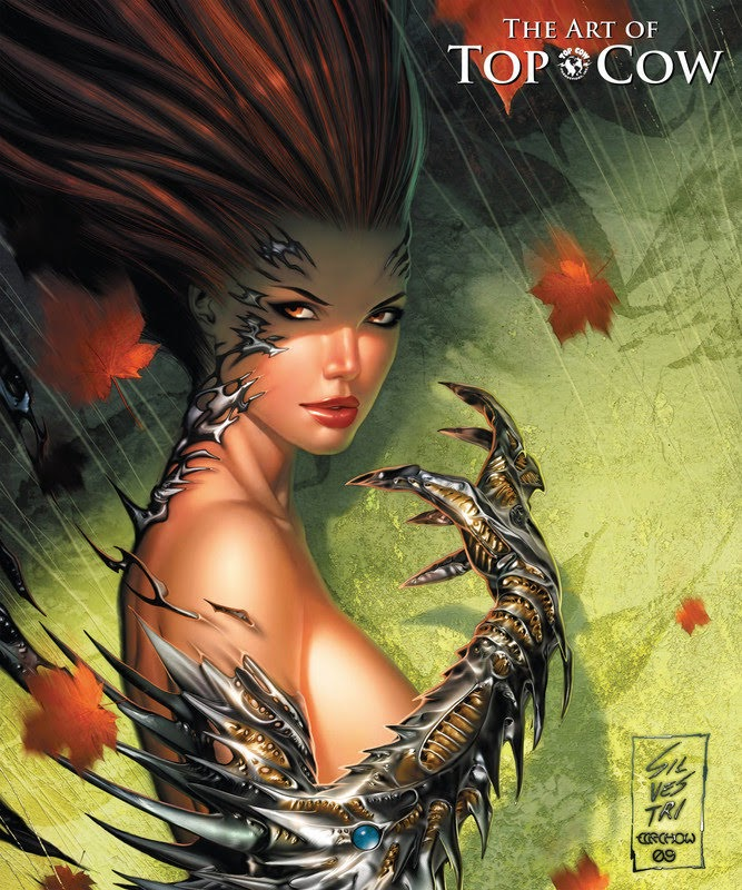 The Art of Top Cow (2009)