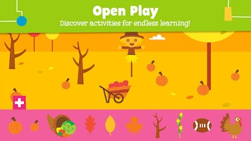 Screenshot of PBS Parents Play & Learn