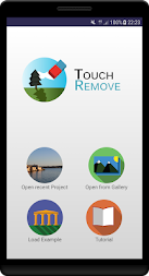 TouchRemove APK screenshot thumbnail 2