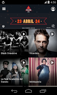 Vive Latino 2016- screenshot thumbnail