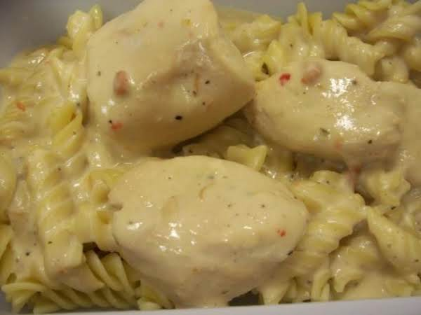 Davey's Crock Pot Creamy Italian Chicken Recipe