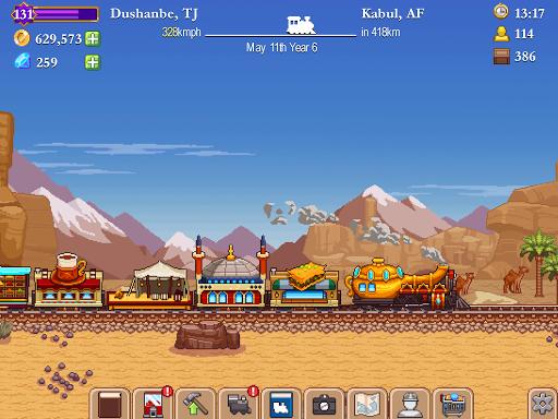Tiny Rails modavailable screenshots 12