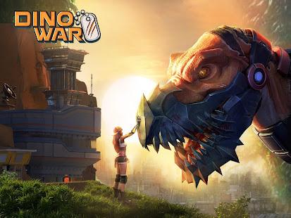 Dino War kostenlos spielen