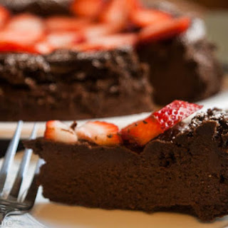 Flourless Chocolate Cake – Gluten Dairy and Soy Free!
