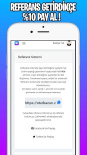 Download OturKazan - Görev Yap Para Kazan For PC Windows and Mac apk screenshot 5